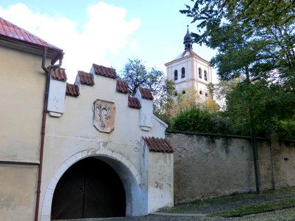 FOTKA - Pohled na zvonici - staré město