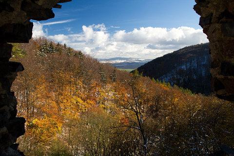 FOTKA - Výhled z okna...hradního
