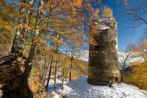 FOTKA - Věž na Rýzmburku