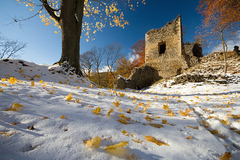 FOTKA - Na hradě