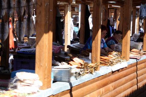 FOTKA - Listvjanka, tržiště