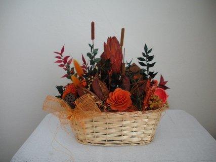 FOTKA - podzimní dekorace...