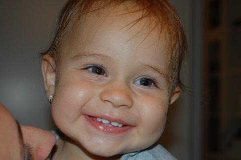 FOTKA - dětský úsměv....