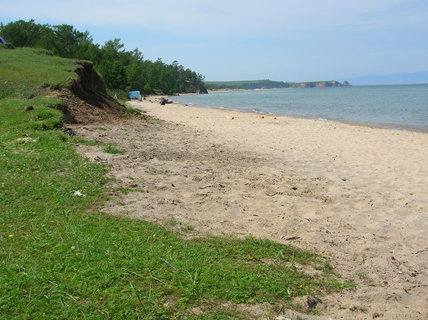 FOTKA - Na ostrově Olchon 8