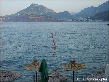 FOTKA - Albánie 18 Černá Hora