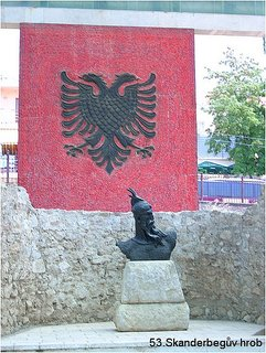 FOTKA - 53. Albánie