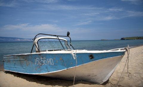 FOTKA - Na ostrově Olchon 70