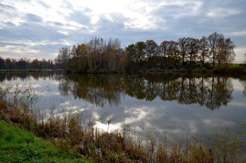 FOTKA - Bohdanečské rybníky