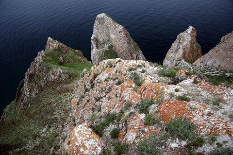 FOTKA - Na ostrově Olchon 107