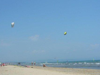 FOTKA - pláž na poloostrově Giens