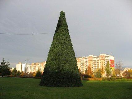 FOTKA - Podzim v obchodních centrech