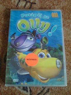 FOTKA - DVD Potápěj se Olly