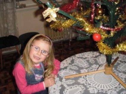 FOTKA - Natálka o Vánocích