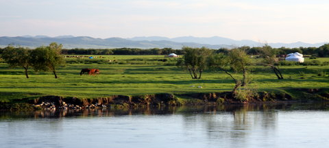FOTKA - Mongolsko, Süchbátar 26