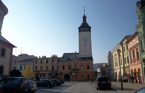 FOTKA - Hranice na Moravě .