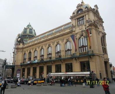 FOTKA - Včera v Praze..