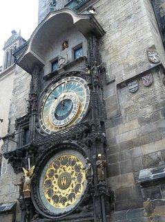 FOTKA - Praha 17.11 u orloje
