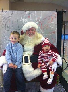 FOTKA - Majký,Denny a Santa