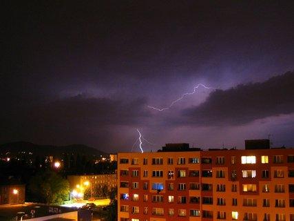FOTKA - blízkost bouře