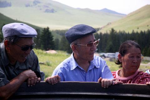 FOTKA - Mongolsko, Národní park Terejl 2