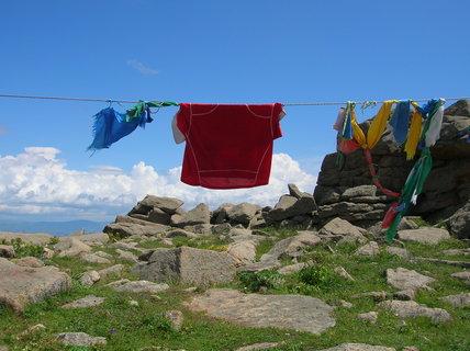 FOTKA - Mongolsko, Národní park Terejl 10
