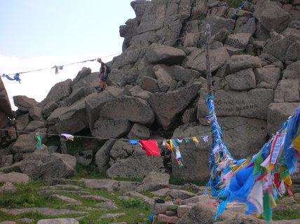 FOTKA - Mongolsko, Národní park Terejl 18
