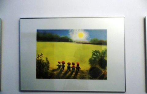 FOTKA - Výstava na Špilberku ..Jiří Trnka
