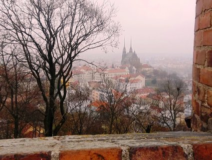 FOTKA - Pohled ze  Špilberku