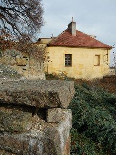 FOTKA - v zahradě u zámku v Kostelci nad Černými lesy