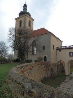 FOTKA - kaple sv. Vojtěcha - v Kostelci nad Černými lesy