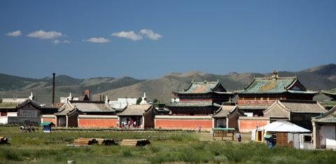 FOTKA - Mongolsko, Charkorin 37