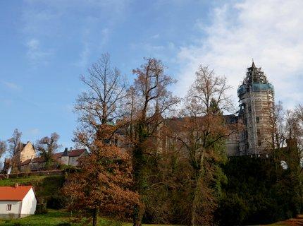 FOTKA - Zámek nechal postavit Jindřich z Lichtenberka