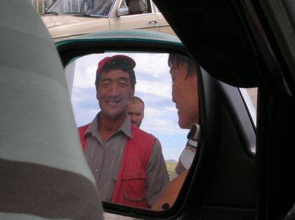 FOTKA - Mongolsko, odjezd z campu