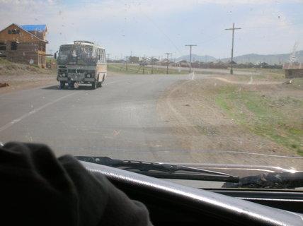 FOTKA - Mongolsko, odjezd z campu 3