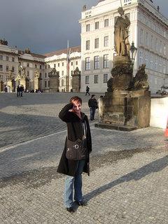 FOTKA - v Praze