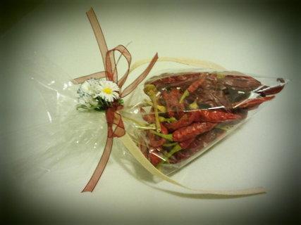 FOTKA - do balicku chilli papricky
