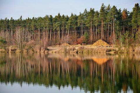 FOTKA - Listopadové zrcadlení/