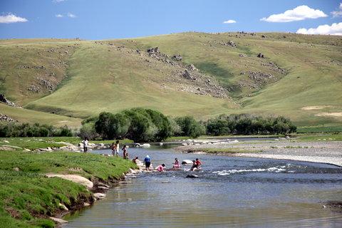 FOTKA - Mongolsko, Bulgan 10