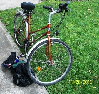FOTKA - Moje kolo na výletě