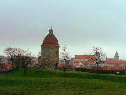 FOTKA - Skalica, Slovensko..Rotunda sv. Jiří