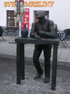 FOTKA - Skalica, Slovensko..na náměstí