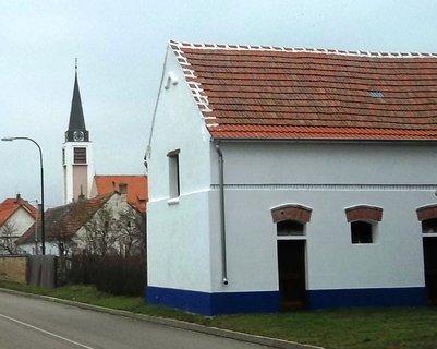 FOTKA - Sudoměřice, vesnice na hranicích se Slovenskem