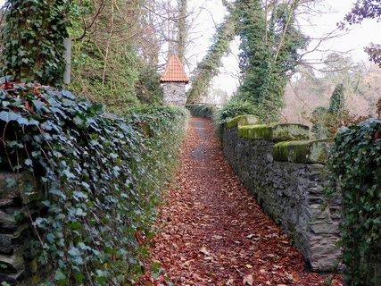 FOTKA - Listopadová cesta na středověký hrad