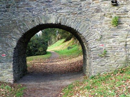 FOTKA - POdzimní procházka zámeckou zahradou