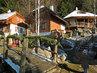 na Vysočině mezi obcí Svratka a Sněžné je krásná pohádková vesnička