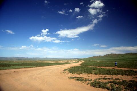 FOTKA - Mongolsko, Bulgan 67