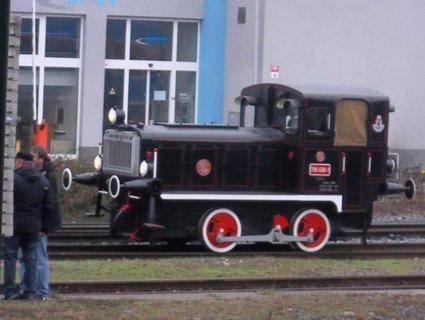 FOTKA - mini mašinka