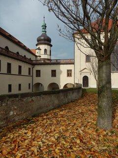 FOTKA - z podzimních toulek - Kostelec nad Č.lesy