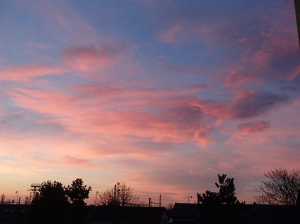 FOTKA - farby oblohy