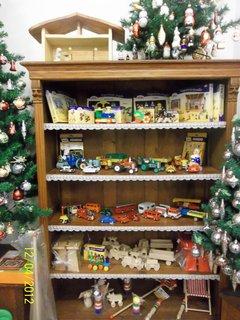 FOTKA - Vizovice, prodejní výstava vánočních ozdob .
